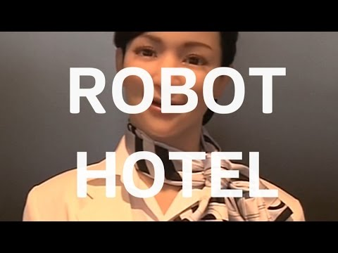 Daily Dose: Robot hotel, world's first eco-airport and a new solar system?
