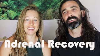 Conor's Adrenal Update + Bridgette's Adrenal Fatigue Story