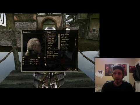 HD - Lets play Morrowind [001]