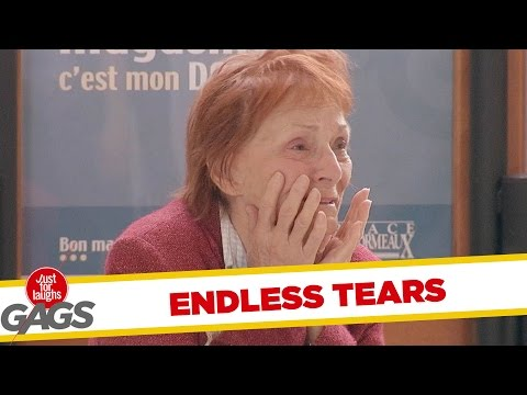 Endless Tears Prank
