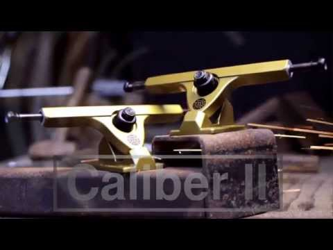 NOT YOUR NORMAL Caliber II Longboard Truck Review