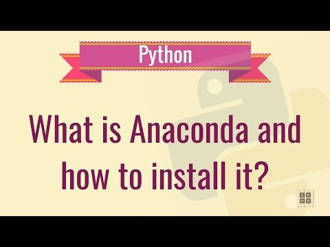What is Anaconda? Install Anaconda On Windows.
