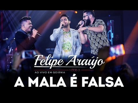 Felipe Araújo - A Mala é Falsa part. Henrique & Juliano | DVD 1dois3