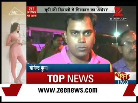 Adulterated sweets flood markets in Uttar Pradesh on Diwali
