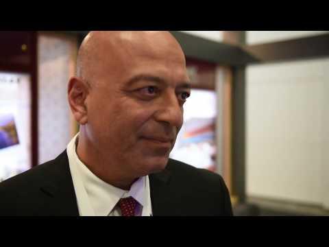 Mahmoud Mokhtar, country manager, Hilton Hotels, Ras Al Khaimah