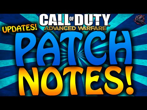 Advanced Warfare Patch Notes - NEW Supply Drop Challenges, System Hack Nerf, Matchmaking! (12/18/14)