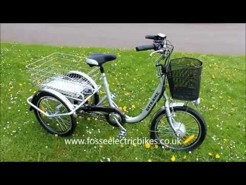 3 wheeler electric trike review Batribike Trike 20 electric trike 3 wheel