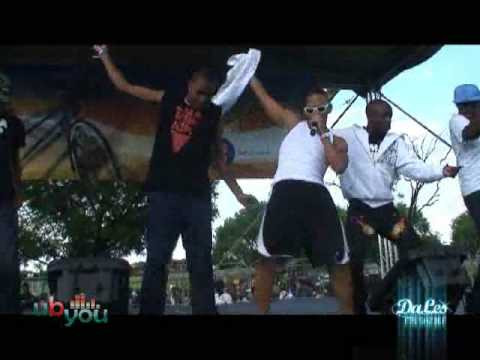 Da Les - Tippy Toes (sabc 2 Concert brakpan) video