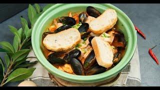 Рыбный двойной тажин в стиле катапланы | Кухня по заявкам