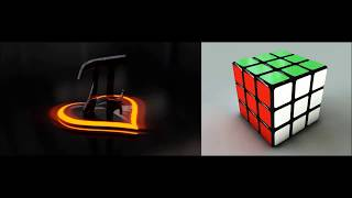 How to solve a rubics cube in bangla