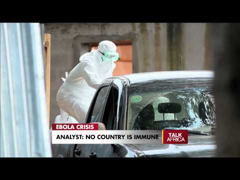 Talk Africa : Ebola Outbreak