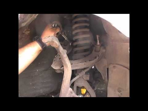 How to replace 1990 Honda Civic - Upper Control Arm & Upper Ball Joint