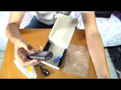 Unboxing - Gravador de Voz Sony px312