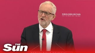 Corbyn vows to 'do everything' to stop no-deal Brexit