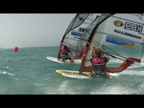 Windsurf Slalom Highlights Fuerteventura 2009 PWA