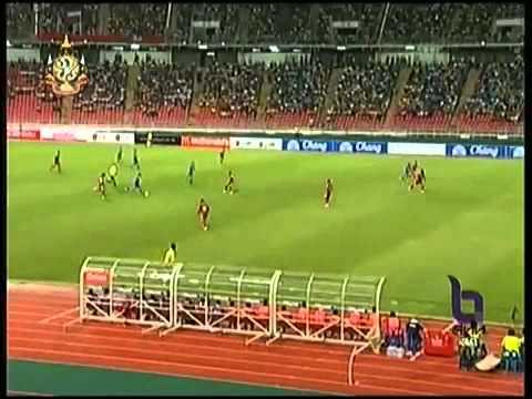 Thailand - Oman 2-0 (Teerasil Dangda)