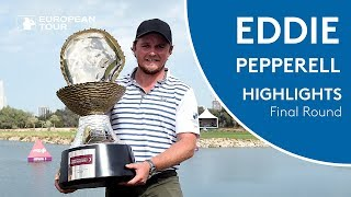 Eddie Pepperell wins the 2018 Commercial Bank Qatar Masters | Final Round Highlights