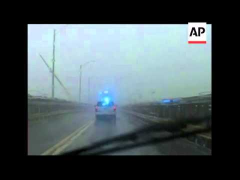 WRAP Hurricane set hit Atlantic coast of Puerto Rico ADDS British Virgin Islands