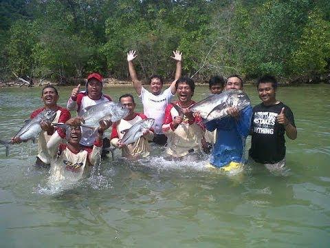 Mata Pancing MNC TV Popping nd jigging fishing at sendang biru with MFT