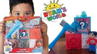 Opening Ryan's World Smashin Surprise Safes Ryan's Toysreview Surprise Toys