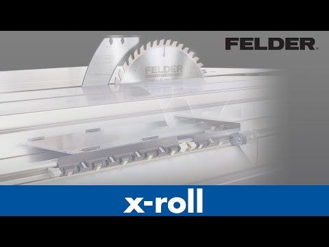 Formatkreissäge Meisterstück Schiebetisch. Unerreichte Präzision und Laufruhe - Felder Group