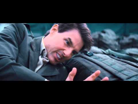 Edge of tomorrow - elokuvan virallinen traileri 3