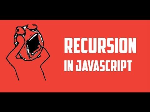 Recursion In JavaScript Tutorial