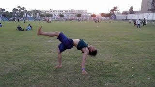 Kung fu Gymnastic Skiils _ Eagle Jaber- My Game