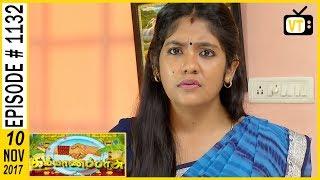 Kalyanaparisu - கல்யாணபரிசு - Tamil Serial | Sun TV | Episode 1132 | 10/11/2017