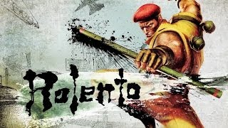 Ultra Street Fighter IV | Rolento Character Gameplay (Preview) | EN