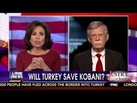 John Bolton Weighs In On The Fight Against ISIS