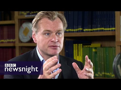 Christopher Nolan: The full interview - Newsnight