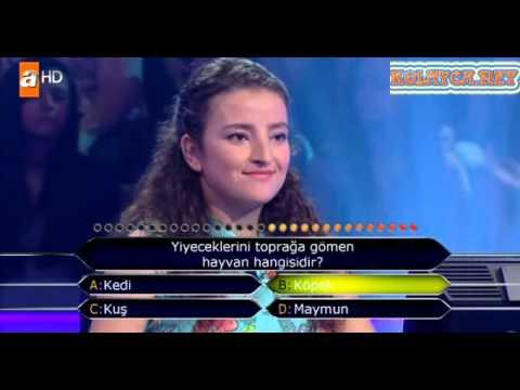 Kim Milyoner Olmak Ister 254. bölüm Ebru Kırmızı 29.07.2013
