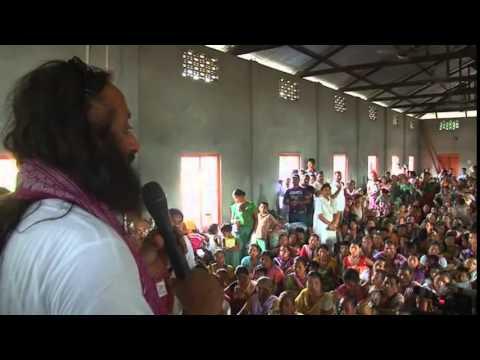 Assam Violence Tamil   Sri Sri Ravi Shankar visits Assam