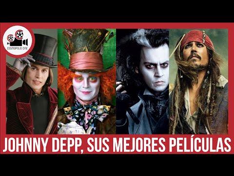JOHNNY DEPP, SUS MEJORES PELÍCULAS