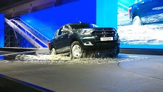 2015 Ford Ranger Global Reveal in Thailand : เปิดตัว ฟอร์ด เรนเจอร์ ใหม่