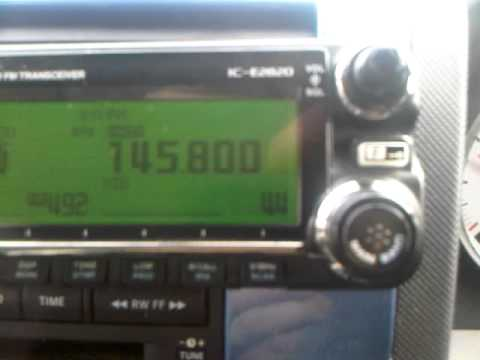 ISS International Space Station Radio Transmission - M6OZZ