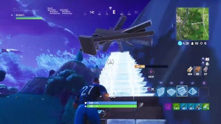 Fortnite Update // New Block Buster   // Pro Player