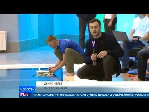 Российским роботом Junior заинтересовались военные и геологи