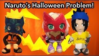 Anime Plush Adventures: Naruto?s Halloween Problem!