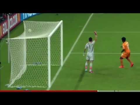World Cup 2014  Cote d'ivoire 2 - 1 Japan