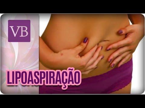 Lipoaspiração e Gordura Localizada – Você Bonita (07/12/16)