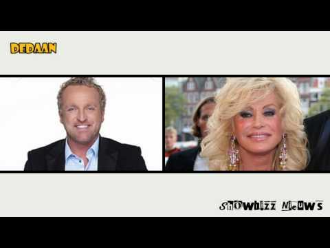 Telefoongesprek van ruziënde Gordon en Connie Breukhoven | Showbizz Nieuws