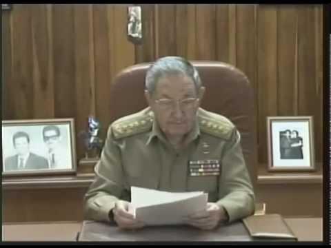 Raúl Castro: Los Cinco ya están en la Patria