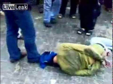Hamas tortures a Fatah member