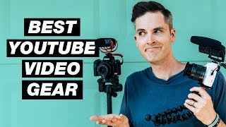 Best Camera and Equipment for YouTube Beginners