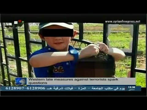 Syria News 12/8/2014, Jihad's 'child soldiers' spark calls for action on extremists