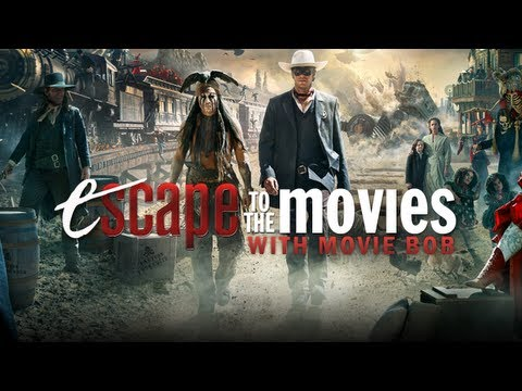 THE LONE RANGER (Escape to the Movies)