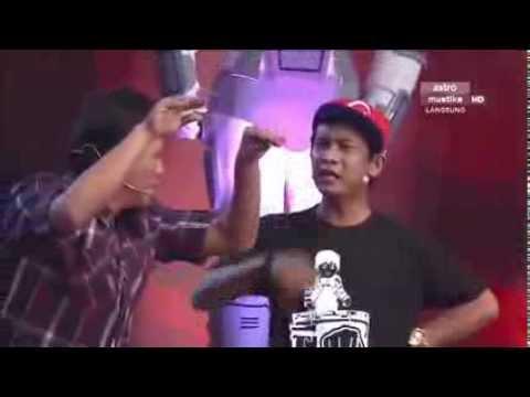 Maharaja Lawak Mega 2013 - Minggu 12 - Persembahan Zaman Kolej...
