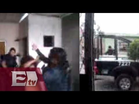 Policía agrede a familia en Celaya, Guanajuato / Titulares de la tarde
